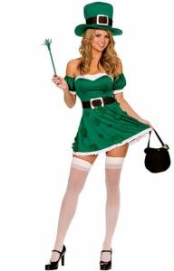 Leprechaun Costume for Women