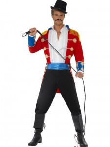 Lion Tamer Costume Male