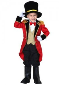 Lion Tamer Costume Toddler