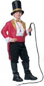 Lion Tamer Costume for Kids