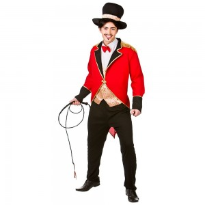 Lion Tamer Costume for Men
