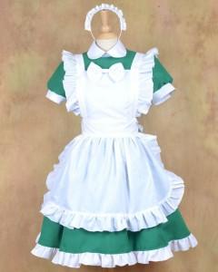 Maid Costume Pattern