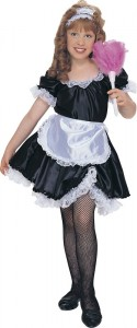 Maid Costume for Kids
