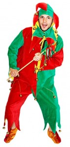 Male Jester Costume