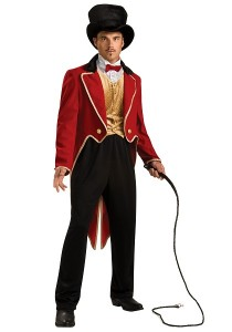 Male Lion Tamer Costume