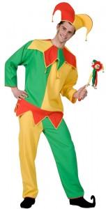 Mens Jester Costume