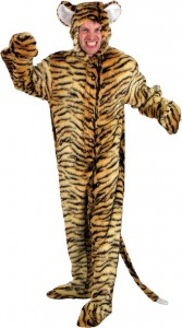 Mens Tiger Costume