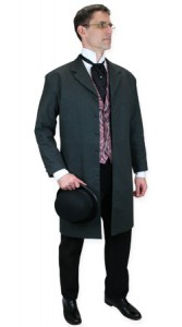 Mens Victorian Costume
