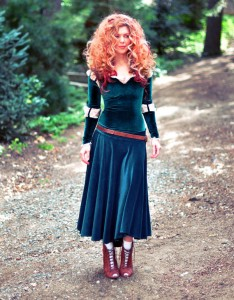 Merida Costume Adult