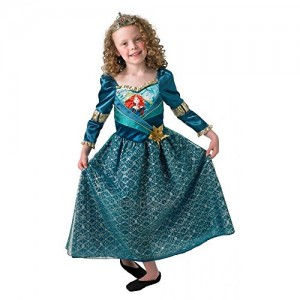 Merida Costume Child