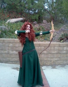 Merida Costume Ideas