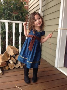 Merida Costume Toddler