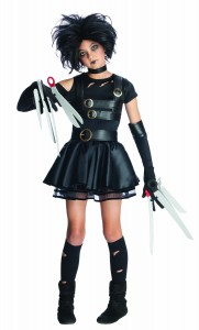 Miss Edward Scissorhands Costume
