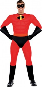 Mr Incredible Halloween Costume