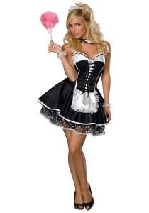 Naughty Maid Costume