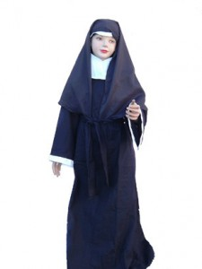 Nun Costumes for Kids