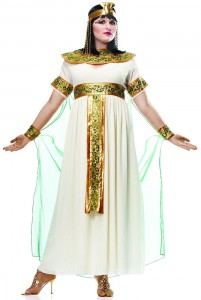 Plus Size Egyptian Costume