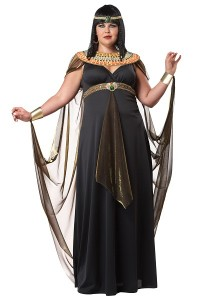 Plus Size Egyptian Costumes