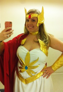 Plus Size She-Ra Costume