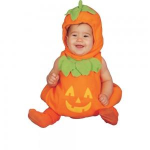 Pumpkin Costume Baby