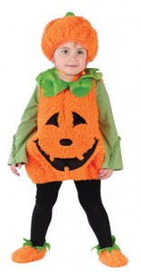 Pumpkin Costumes for Toddlers