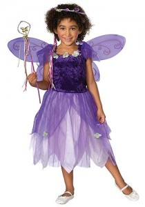 Purple Butterfly Costume