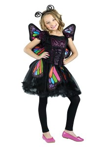 Rainbow Butterfly Costume
