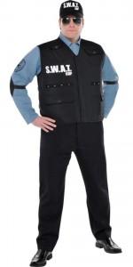 SWAT Costume Men