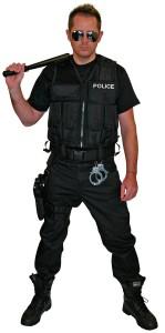 SWAT Costume for Men
