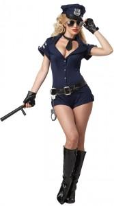 SWAT Girl Halloween Costume