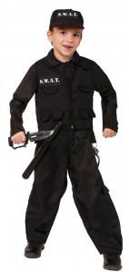 SWAT Kids Costume