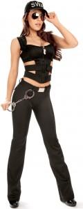 SWAT Womens Costume