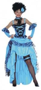 Saloon Girl Costume Pattern