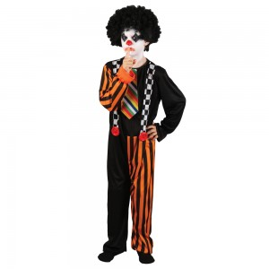 Scary Clown Costume for Kids