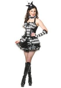 Sexy Jester Costume