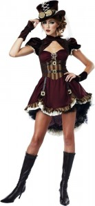 Sexy Victorian Costume