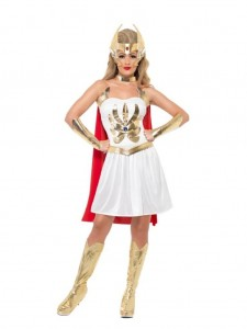 She-Ra Costume Pattern