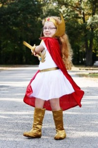 She-Ra Costumes Kids