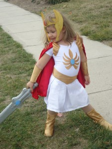 She-Ra Kids Costume