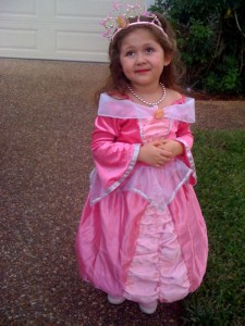 Sleeping Beauty Kids Costume