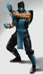 Sub Zero Alternate Costume