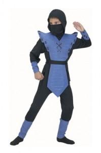 Sub Zero Costume for Kids