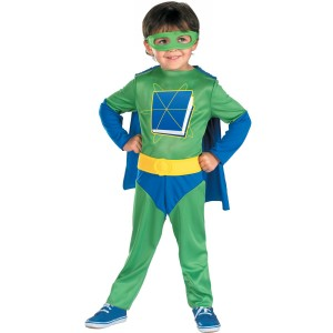 Super Why Costume