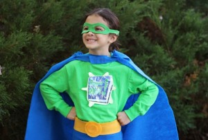 Super Why Costume for Adults