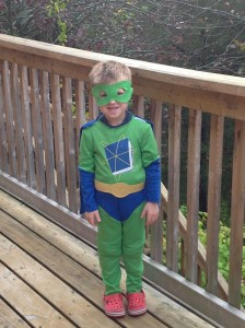 Super Why Halloween Costume