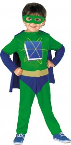 Super Why Toddler Costume
