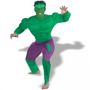 The Incredible Hulk Costume