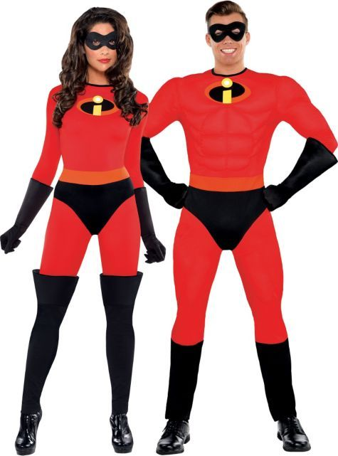 Toddler Boy And Girl Matching Halloween Costumes