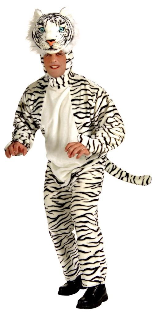 Как сделать костюма тигра 184