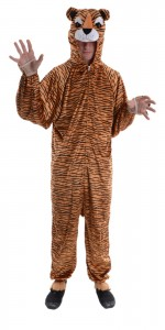 Tiger Costume Adult